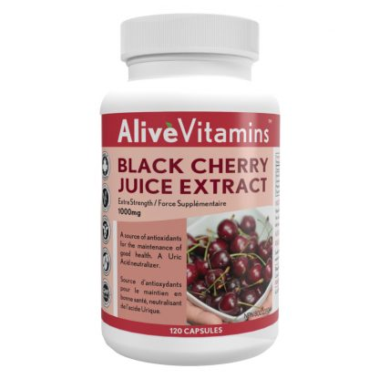 Black Cherry Juice Extract