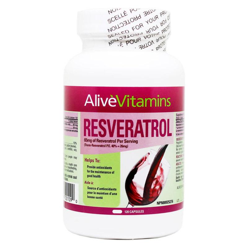Resveratrol Shopalive Ca