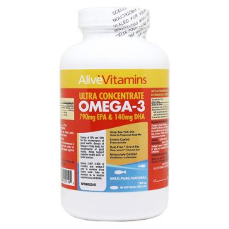 Ultra Concentrate, Omega-3