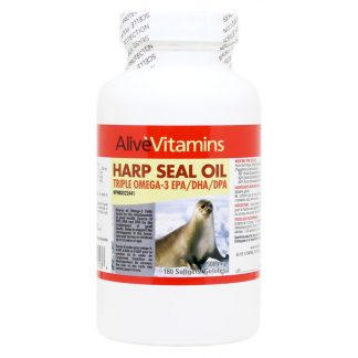 Harp Seal Oil
