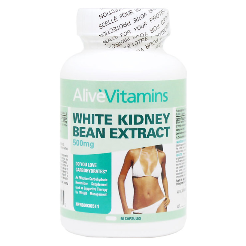 White Kidney Bean Extract Shopalive Ca