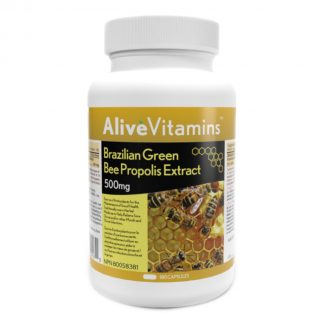 Brazilian Green Bee Propolis Extract