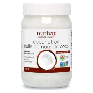 Nutiva Organic Coconut Oil 444ml