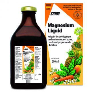 Salus Magnesium Liquid 500 ml