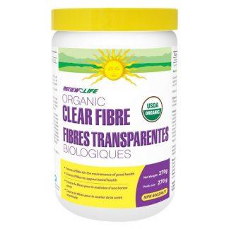 Organic Clear Fibre