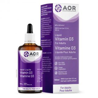 Vitamin D3 - Liquid