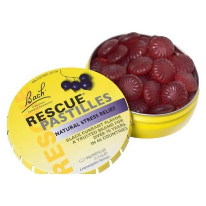 Rescue Pastille - Black Currant