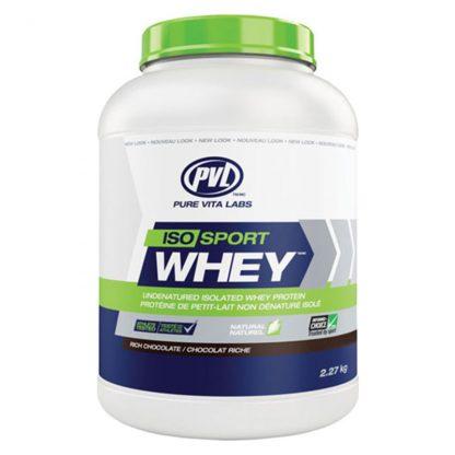 ISO Sport Whey - Vanilla