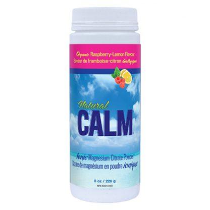 Magnesium Citrate Raspberry Lemon Powder 16oz