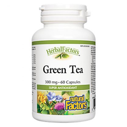 HerbalFactors®, Green Tea