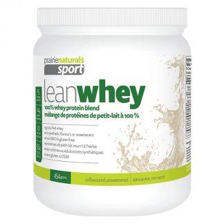 Lean Whey Natural