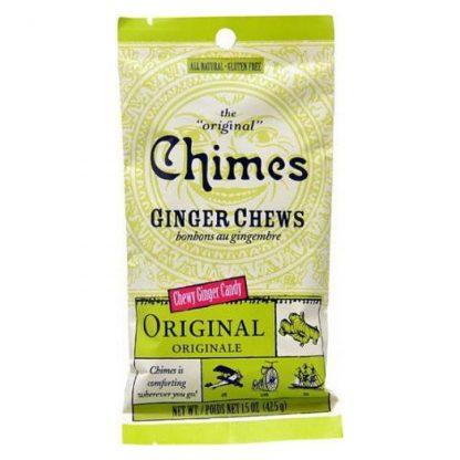 Ginger Chew Original Bag