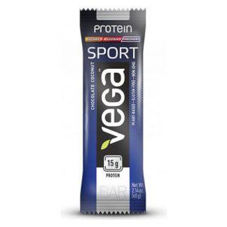 Vega Sport Protein Bar Chocolate Coconut - Single