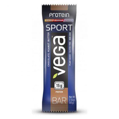 Vega Sport Protein Bar Chocolate Peanut Butter - Single
