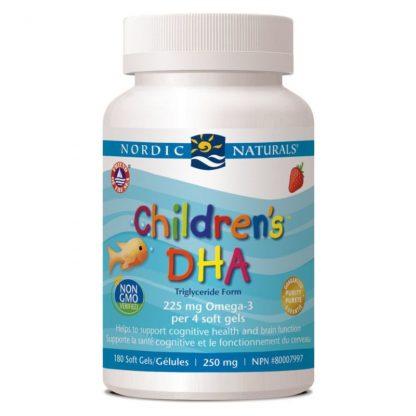 Children DHA - Strawberry