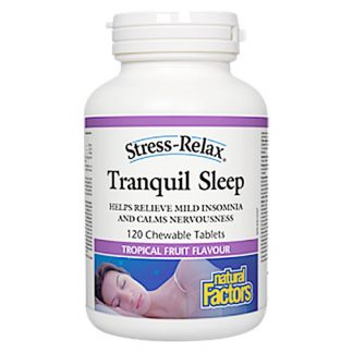 Stress-Relax®, Tranquil Sleep