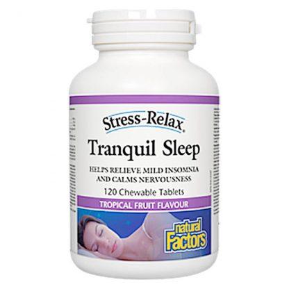 Stress-Relax®, Tranquil Sleep