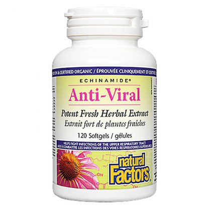ECHINAMIDE®, Anti-Viral Potent Fresh Herbal Extract