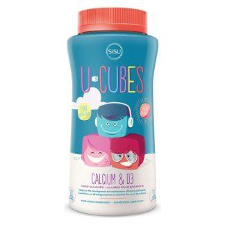 U-Cubes Calcium & D3