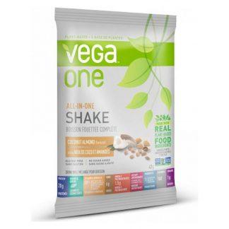 Vega one Coconut Almond Shake - single