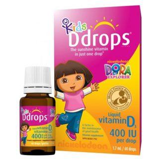 Kids Ddrops