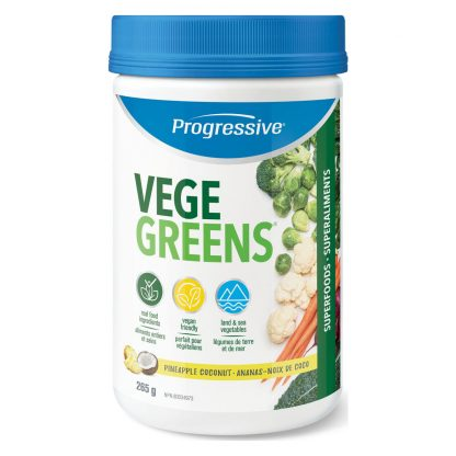 VegeGreens Pineapple Coconut - Adult Formula