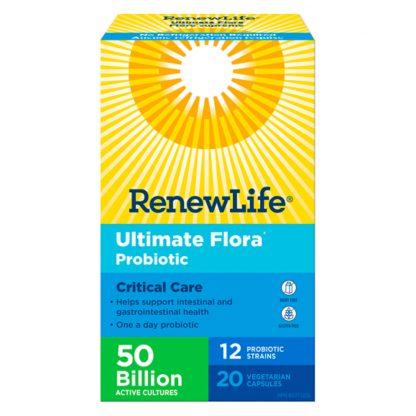 Ultra Flora Probiotic - Go Pack