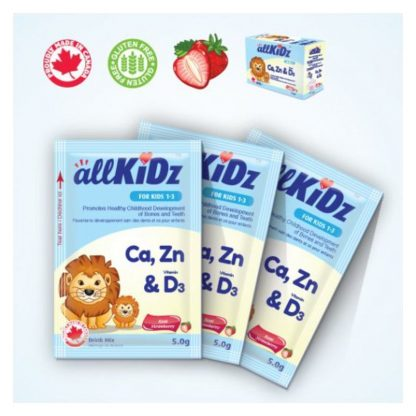 Calcium, Zinc & Vitamin D3
