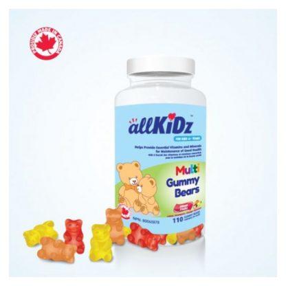 Multi Gummy Bears