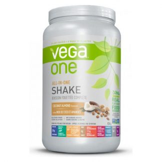 Vega One Coconut Almond Large Shake
