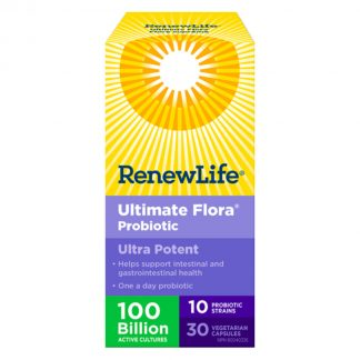 Ultimate Flora Ultra Potent