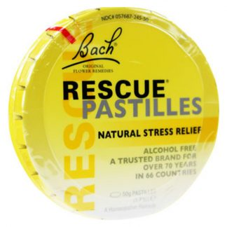 Rescue Pastilles Natural Stress Relief