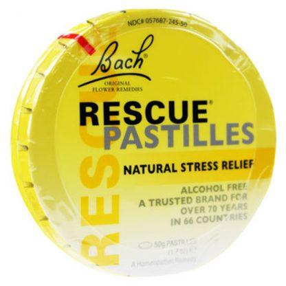 Rescue Pastilles Natural Stress Relief