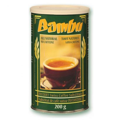 Bambu® Instant coffee substitute