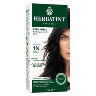 Herbatint® Permanent Hair Color | 1N Black