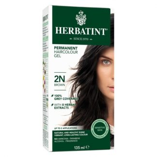 Herbatint® Permanent Hair Color | 2N Brown