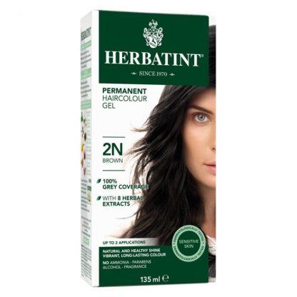 Herbatint® Permanent Hair Color | 2N Brown