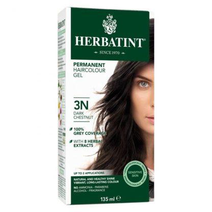 Herbatint® Permanent Hair Color | 3N Dark Chestnut