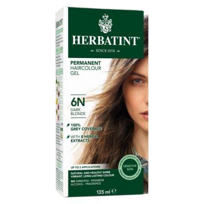 Herbatint® Permanent Hair Color | 6N Dark Blonde