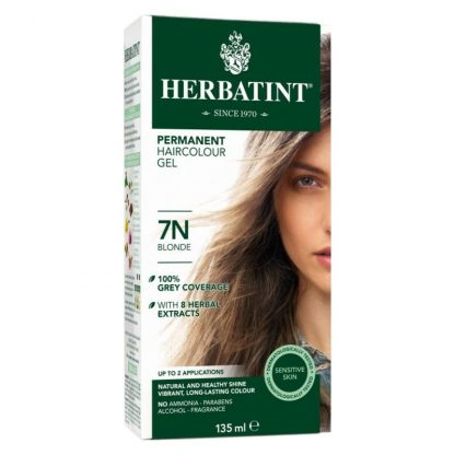 Herbatint® Permanent Hair Color | 7N Blonde
