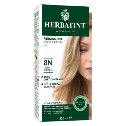 Herbatint® Permanent Hair Color | 8N Light Blonde