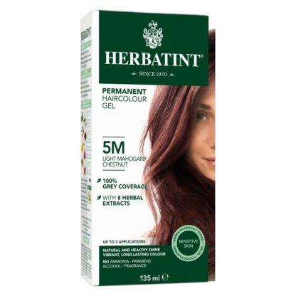 Herbatint® Permanent Hair Color | 5M Light Chestnut