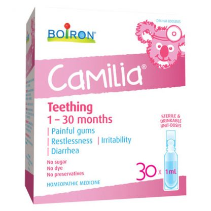 Camilia® Teething