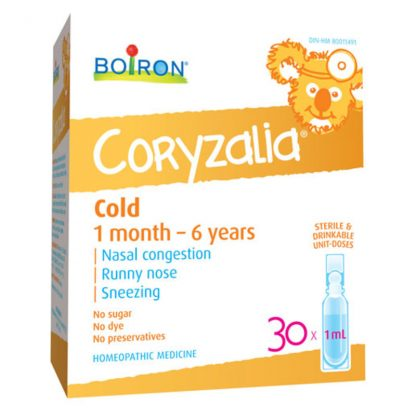Coryzalia® Cold Children