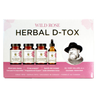 Herbal D - Tox Program