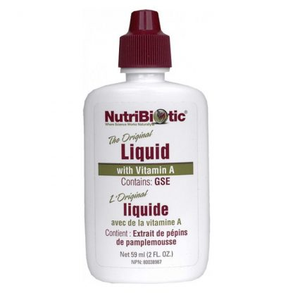Liquid with Vitamin A