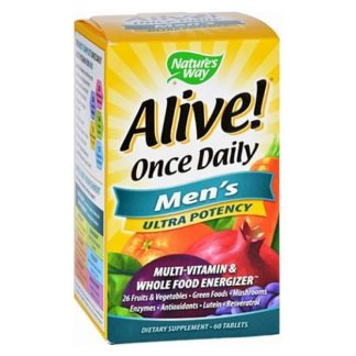 Alive Men's Vitamin