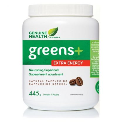Greens  Extra Energy Cappuccino