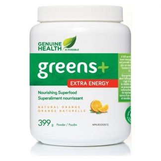 Greens  Extra Energy Natural Orange