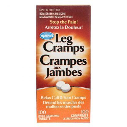 Leg Cramps with Quinine